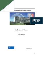 Rapport FINAL Janicot UNESCO- Le Rapport