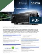 Specification Sheet - English_AVR-X2000