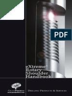 Grant Prideco Rotary Shoulder Handbook
