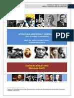 206. LITERATURA ARGENTINA Y AMERICANA + CURSO