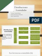 Distribuciones Acumuladas (1)