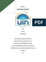 Referat Mitral Stenosis