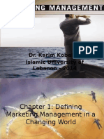 Marketing Management Ch 1