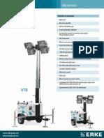 ERKE Group, VT8 Towerlight Kataloğu - www.erkegroup.com