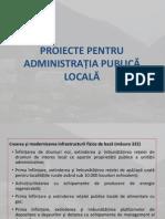 Proiecte Din Fonduri Europene