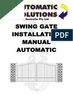 Asa Swinggate Auto Manual