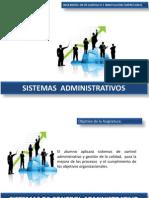 EXPOSICION SISTEMAS ADMINISTRATIVOS  1ra sesi+¦n