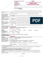 03 DALF Inscription 2014 C1 Et C2
