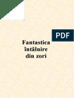 (SF) - Fantastica întâlnire din zori