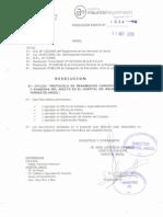 Protocolo de Reanimacion Cardiopulmonar Basica y Avanzada