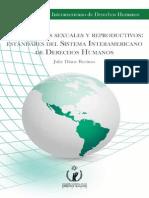 Julie Diane Recinos - Derechos Sexuales y Reproductivos