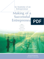 Making of a Successful Entrepreneur