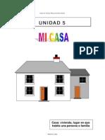 UNIDAD 5 .MI CASA