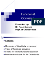 44394883 Functional Occlusion