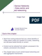 Ad Hoc and Sensor Networks12