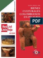 BIENES CULTURALES COLOMBIANOS EN PELIGRO