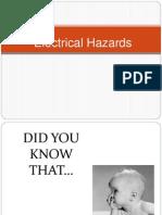 Electrical Hazards - PROSAFE REPORT