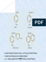Tema 45. Sulfamidas y Quinilonas. Cotrimoxazol