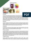 Color y Tecnicas Empleadas Para Pintura