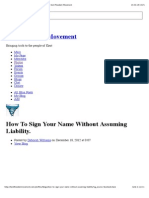 How To Sign Your Name Without Assuming Liability. - Kent Freedom Movement.pdf