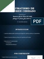 Presentación de Radiodiagnostico oficial