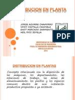 Expo Distribucion en Planta