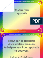 Reputatie Citaten Reputatiecoaching quotes  Eduard de Boer