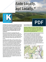 Kemps Hill Wind Co-op brochure