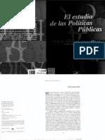 Estudio Introductorio a Las Politicas Publicas