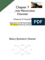 Discrete Memory Less channel