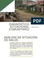 Diagnóstico situacional comunitario - Glendy Figueroa