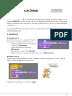 Ficha de Trabajo Scratch