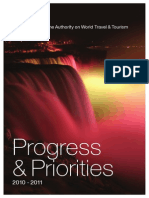 Progress and Priorities, 2010-2011