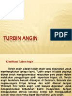 PPT Turbin Angin