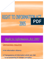 51643345 Right to Information Act