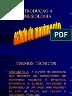 1. Introducao a Cinesiologia Modulo 1