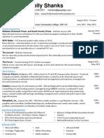 website ready revised media resume 2014
