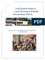 parent and student guide to surviving and thriving at el roble intermediate school