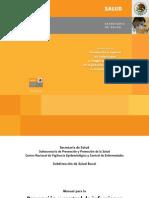 Manual Para La Prevencion y Control de Las Infecciones