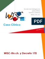 Caso Clinico - WISC-III y D.170