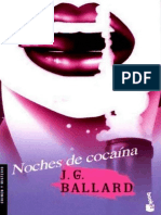 Noches de Cocaina - J. G. Ballard