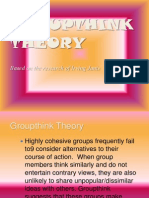 Ppt Groupthink Theory