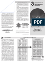 2013 California Grunion Facts and Expected Runs