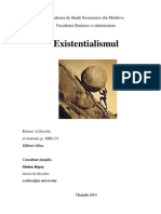 Existentialismul