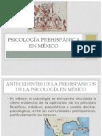 Psicología Prehispánica en México