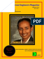 Alpha Eritrean Engineers Magazine 2014 February Issue