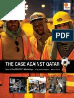 Qatar the Case Against Qatar March 2014 EN_web