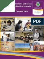 Catalogo de Posgrado 2013