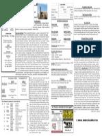 3/16/14 Bulletin