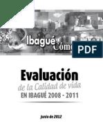 Ibague Como Vamos 20008 2011